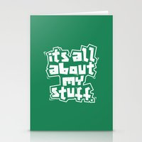 All about it. Stationery Cards