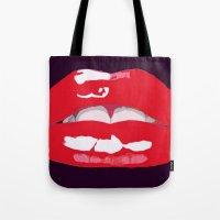 Lushious Lips Tote Bag