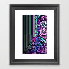 Cabsink16DesignerPatternABB Framed Art Print