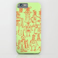 Robots! iPhone 6 Slim Case