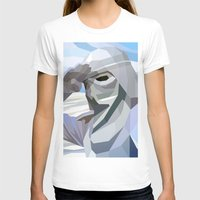 snow T-shirts featuring Snow by Liam Brazier