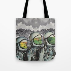 Les Distantes Tote Bag