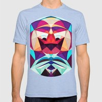 Well, This Is Weird Mens Fitted Tee Tri-Blue SMALL