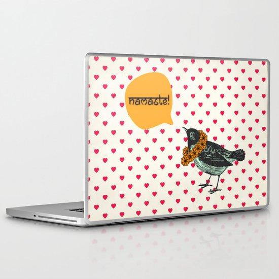 Namaste! Laptop & iPad Skin