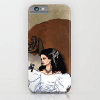 iPhone & iPod Case featuring Beauty and Beast by Adrien ADN Noterdaem