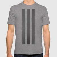 Wolverine Mens Fitted Tee Athletic Grey SMALL