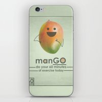 ManGO iPhone & iPod Skin