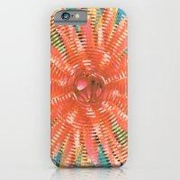Dahlia Variabilis iPhone 6 Slim Case