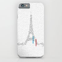 Eiffel Tower | Paris, France | Esperantos | StoryScape #1 iPhone 6 Slim Case