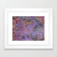Flower III Framed Art Print