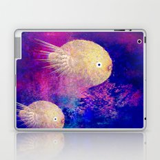 The lemon chicks Laptop & iPad Skin