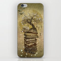 Knowledge is the key iPhone & iPod Skin