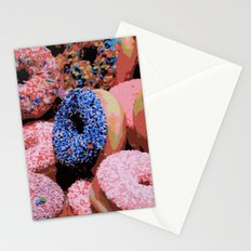 Donuts - JUSTART © Stationery Cards
