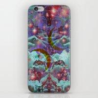 Lunar Dance iPhone & iPod Skin