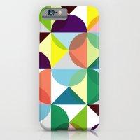 Geometry For Modern Hous… iPhone 6 Slim Case