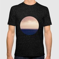 Weather The Storm Mens Fitted Tee Tri-Black SMALL