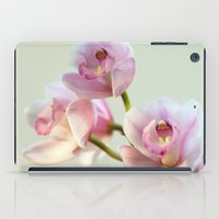 Cymbidium orchid 9770 iPad Case