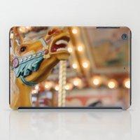 Marigold #2 iPad Case