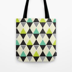 Mid-century pattern Tote Bag