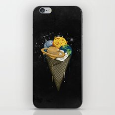 Galactic Ice Cream iPhone & iPod Skin