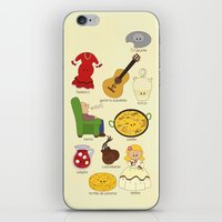 Spain Is Different iPhone & iPod Skin