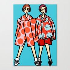 file 081. bold as love Canvas Print