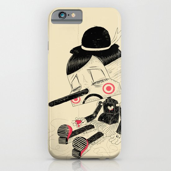 Unplug iPhone & iPod Case