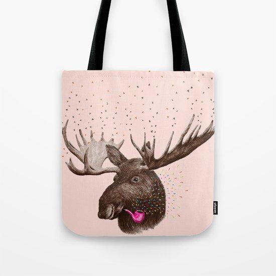 Moose III Tote Bag