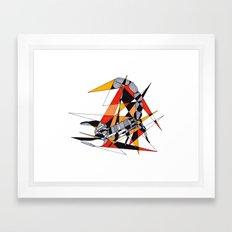 How do I know why I'm alive? Framed Art Print