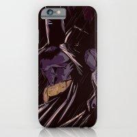 Darkest Knight iPhone 6 Slim Case