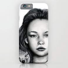 The Girl and Fox Slim Case iPhone 6s