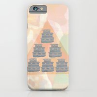 Cake And Flowers iPhone 6 Slim Case