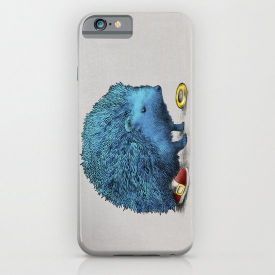 Sonic (color option) iPhone & iPod Case