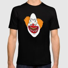 Cannibal Clown T-shirt Black SMALL Mens Fitted Tee