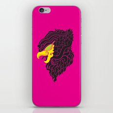 Sherock logo iPhone & iPod Skin