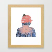 The Perks Of Being A Wal… Framed Art Print