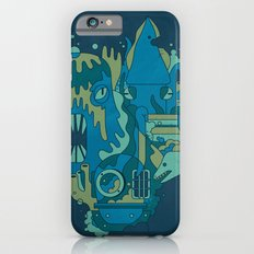 Deep Blue Sea iPhone 6 Slim Case