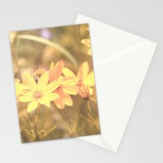 We Grew Wild in the Summer Sun  Stationery Cards