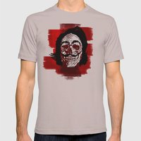Salvador POSTportrait Mens Fitted Tee Cinder SMALL
