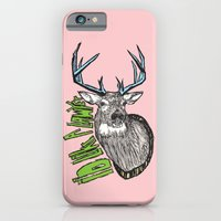 iPhone & iPod Case featuring I'd like a lawyer by Monkey Chow