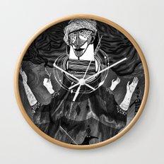 God of Birds Wall Clock