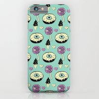 Spooky Sweets iPhone 6 Slim Case