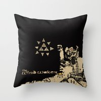 Wind Waker Throw Pillow