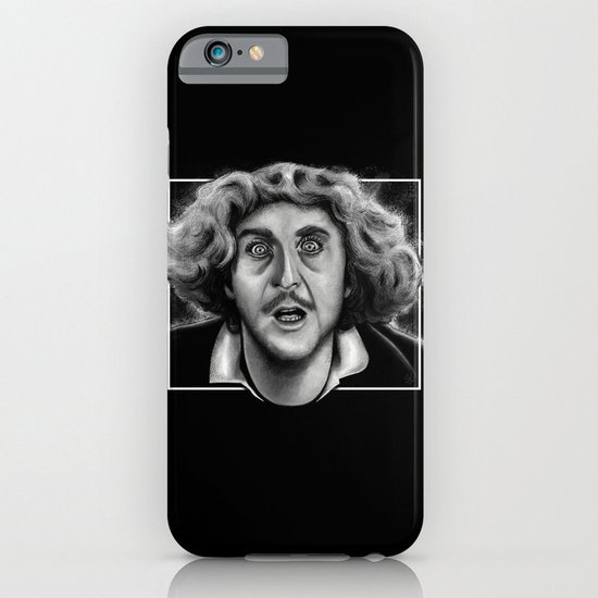 The Wilder Doctor iPhone & iPod Case