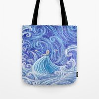 .:Let the Storm Rage On:. Tote Bag