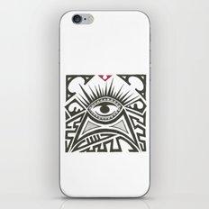 All seeing eye iPhone & iPod Skin