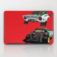 Lancia Stratos iPad Case