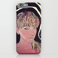 iPhone & iPod Case featuring Interstellar Comunications by Estelle F