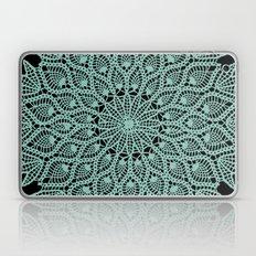 Delicate Teal Laptop & iPad Skin