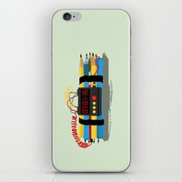 Even Ideas Bomb iPhone & iPod Skin